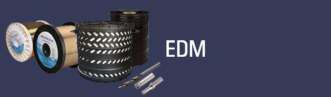 EDM – Akcesoria do obróbki elektroerozyjnej