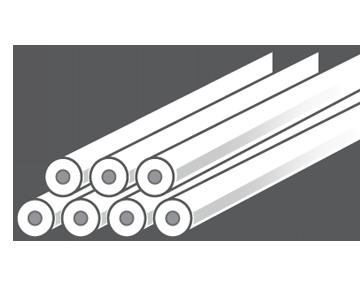 EDM - Elektrody rurkowe